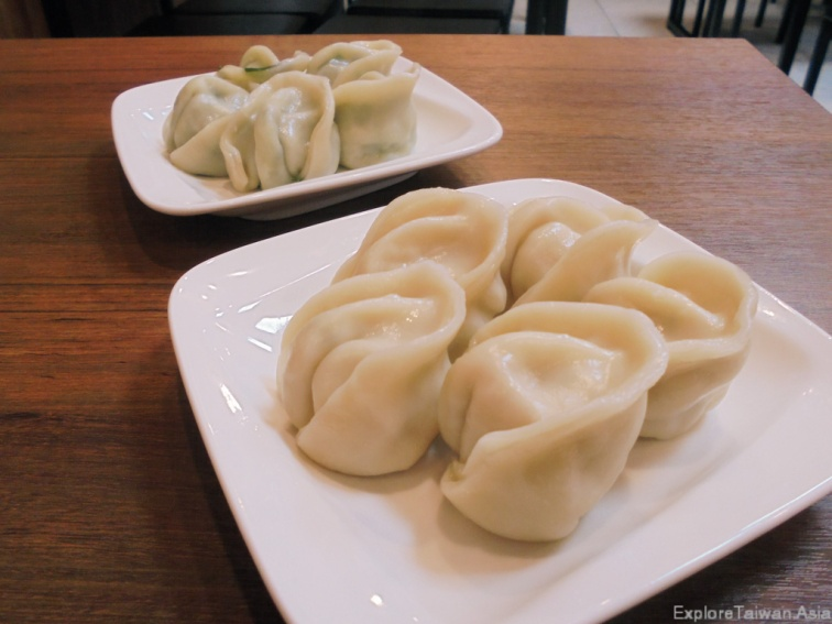 Cabbages and Pork Dumplings