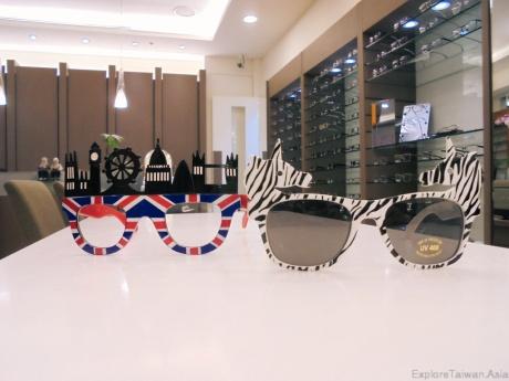 Designers eyeware and sunglasses