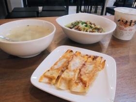 Soup and dumplings